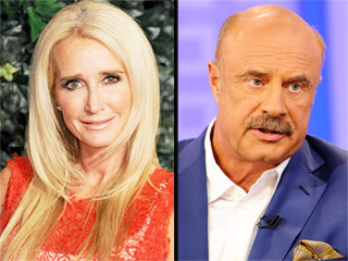Troubled Real Housewives Star Kim Richards to Appear on Dr. Phil