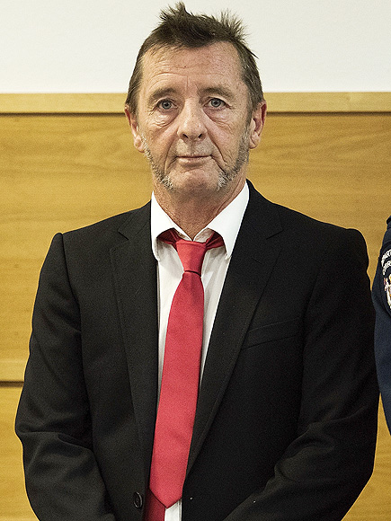 AC/DC Drummer Phil Rudd Accused of Breaking House Arrest Terms