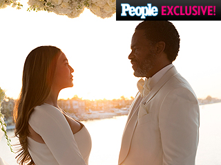 Inside Tina Knowles Lawson's 'Perfect' Wedding Day (PHOTOS)