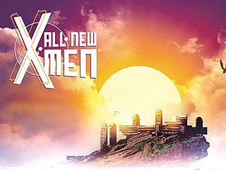 X-Men's Iceman Comes Out as Gay