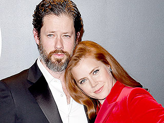 Amy Adams Jokes About Finally Marrying Longtime Love Darren Le Gallo: 'Now He's Stuck with Me'
