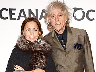 Bob Geldof Marries Longtime Girlfriend Jeanne Marine in the South of France | Bob Geldof