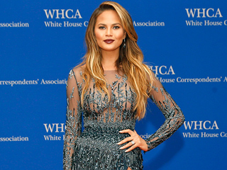 Chrissy Teigen Says If She Were Single, She'd Be on Tinder