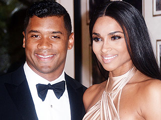 Ciara and Russell Wilson Hold Hands at White House State Dinner