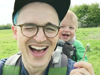 Baby Finds Dandelions Hilarious, and So Will You (Video)