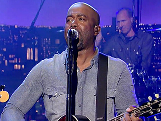 Hootie & the Blowfish Play Letterman, and It's 1994 All Over Again