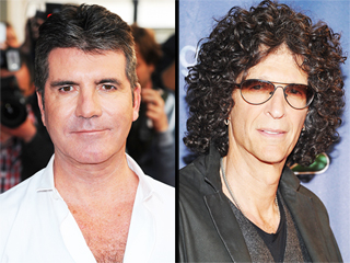 Inside Simon Cowell and Howard Stern's Feud – and What Ended It