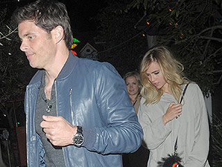 Suki Waterhouse and James Marsden Grab Dinner Together in LA