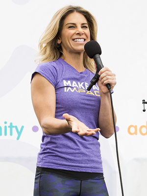 Jillian Michaels Secret to Mom Sanity