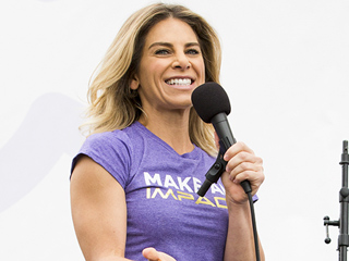 Jillian Michaels Shares Her Secret to Mom Sanity (Hint: No Kids Allowed!)