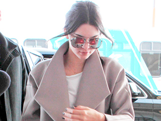 Kendall Jenner Posts Sweet Message to Bruce Jenner Before Heading Out of Town