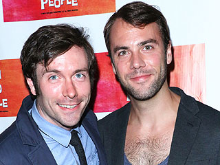 Mad Men Actor Kit Williamson Is Engaged to John Halbach