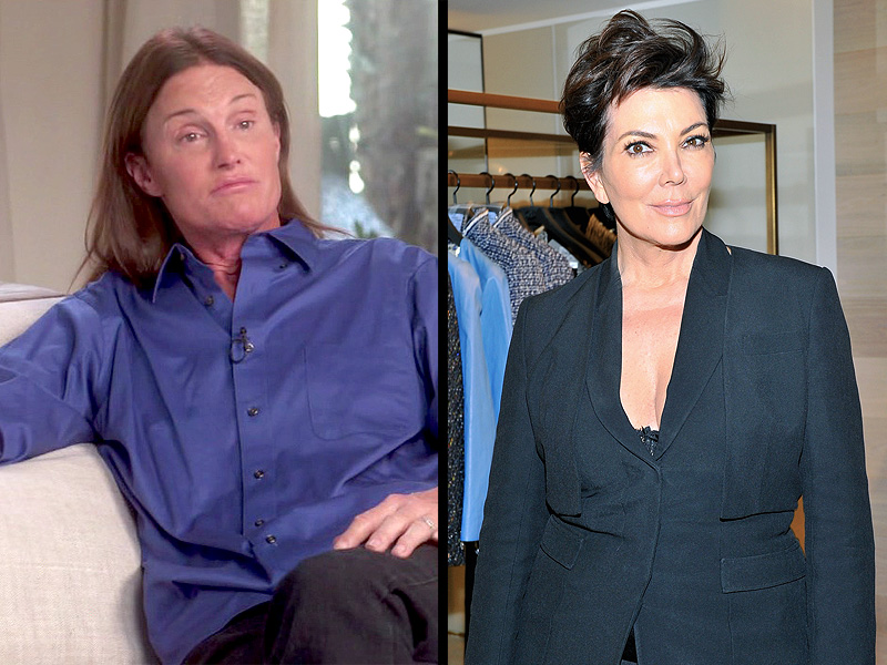 Bruce Jenner Interview: Kris Jenner Responds to 'No Comment' Accusations
