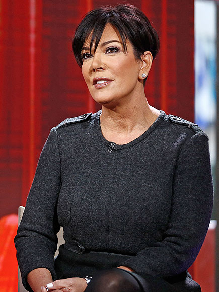Kris Jenner Files Legal Documents to Trademark Momager