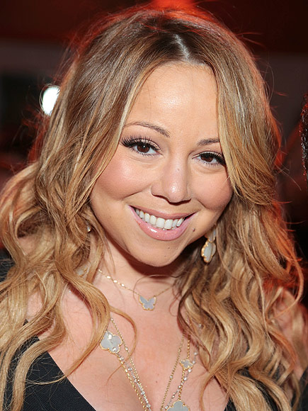 <b>Mariah Carey</b> to Direct and Star in Christmas Movie for Hallmark Channel - mariah-carey-435