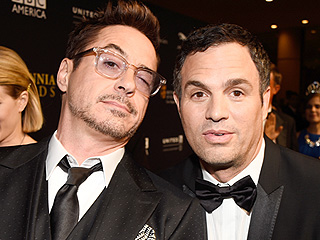 Avengers' Mark Ruffalo Says Costar Robert Downey Jr. 'Thinks I'm a Little Insane'