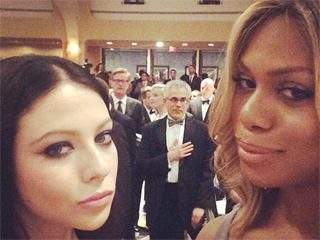 See All the Best Celeb Instagrams from the White House Correspondents' Dinner