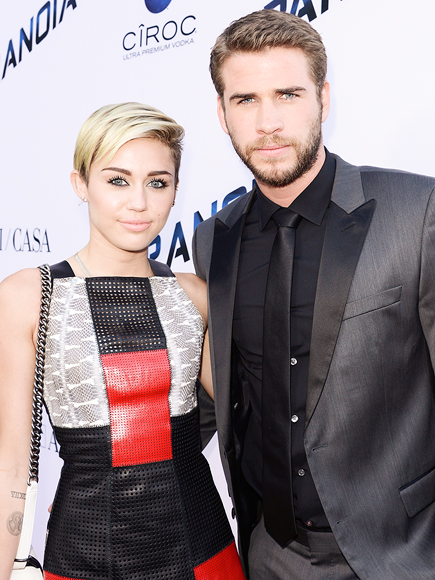 Miley Cyrus, Liam Hemsworth Are Just Friends