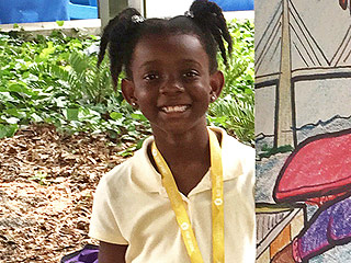 7-Year-Old Writes Comic Book to Empower Other Girls with Insecurities