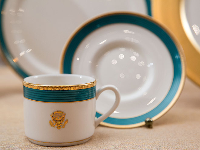 Michelle Obama Designs New White House China Great Ideas