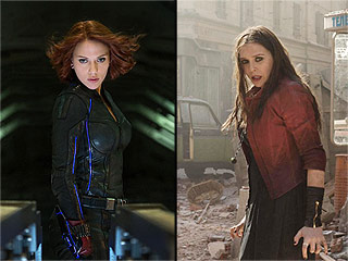 Black Widow or Scarlet Witch? What Your Favorite Female Superhero Says About You | Avengers: Age of Ultron, Elizabeth Olsen, Scarlett Johansson