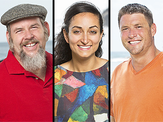 Stephen Fishbach's Survivor Blog: A Challenge Beast, a Game of Inches