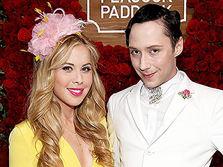 Johnny Weir and Tara Lipinski (and Their Hats) Head to Louisville to Cover Kentucky Derby