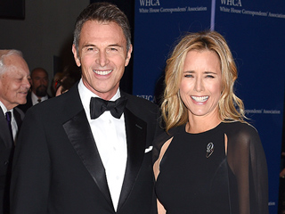 Téa Leoni and Tim Daly Make It Red Carpet Official at the White House Correspondents' Dinner