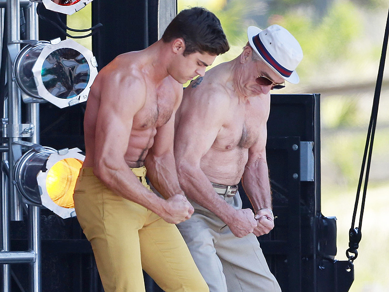 Zac Efron Muscle 60