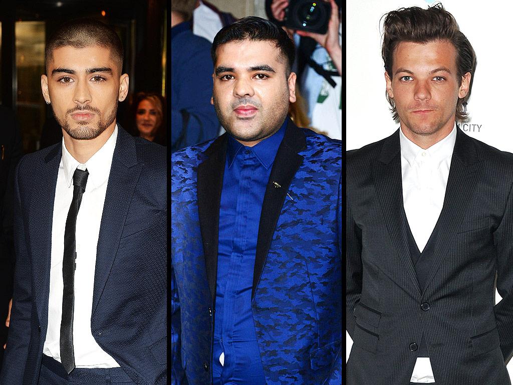 One Direction: Zayn Malik, Louis Tomlinson, Naughty Boy Fight on Twitter