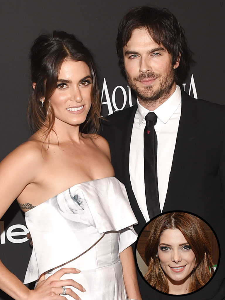 nikki reed somerhalders married ashley greene says theyre happy