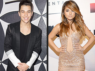 Austin Mahone Confirms Relationship with Becky G – and Shows Off Relationship in Her New Video