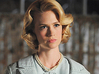 January Jones: Why Her Last Day Filming Mad Men Was 'Awful'