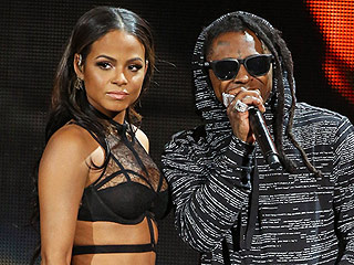 It's Official: Christina Milian Is Dating Lil Wayne