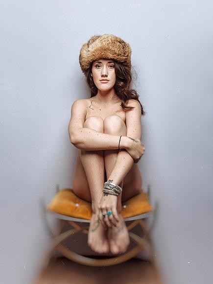 Cystic fibrosis girl nude consider