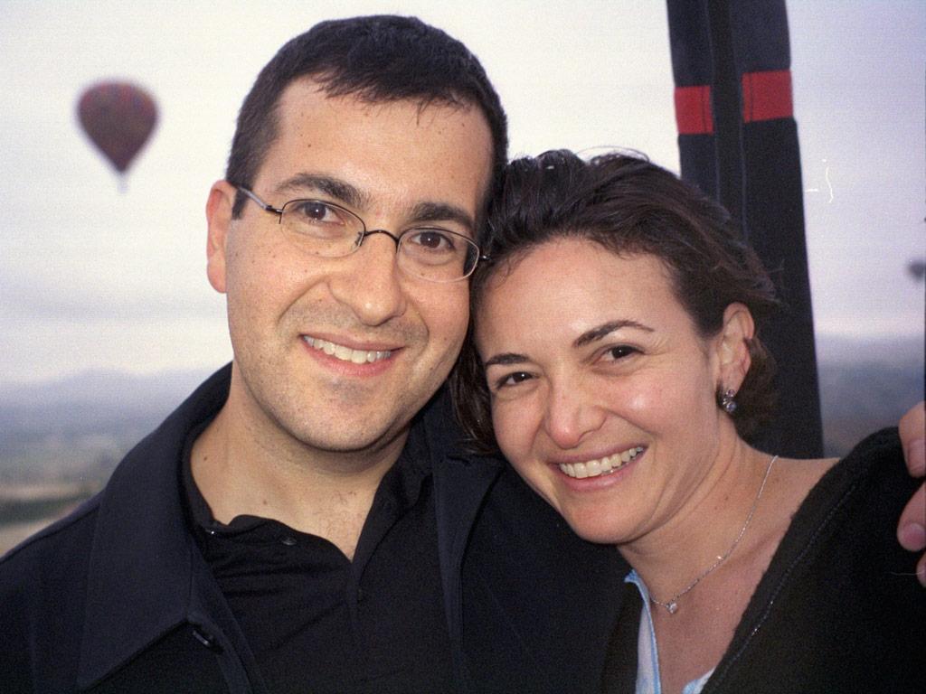 Sheryl sandberg husband