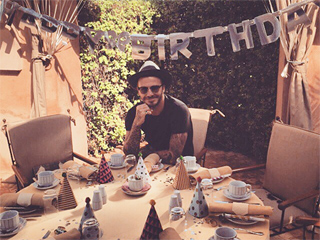 David Beckham's 40th Birthday Party Looks Too Good to Be True (PHOTOS)