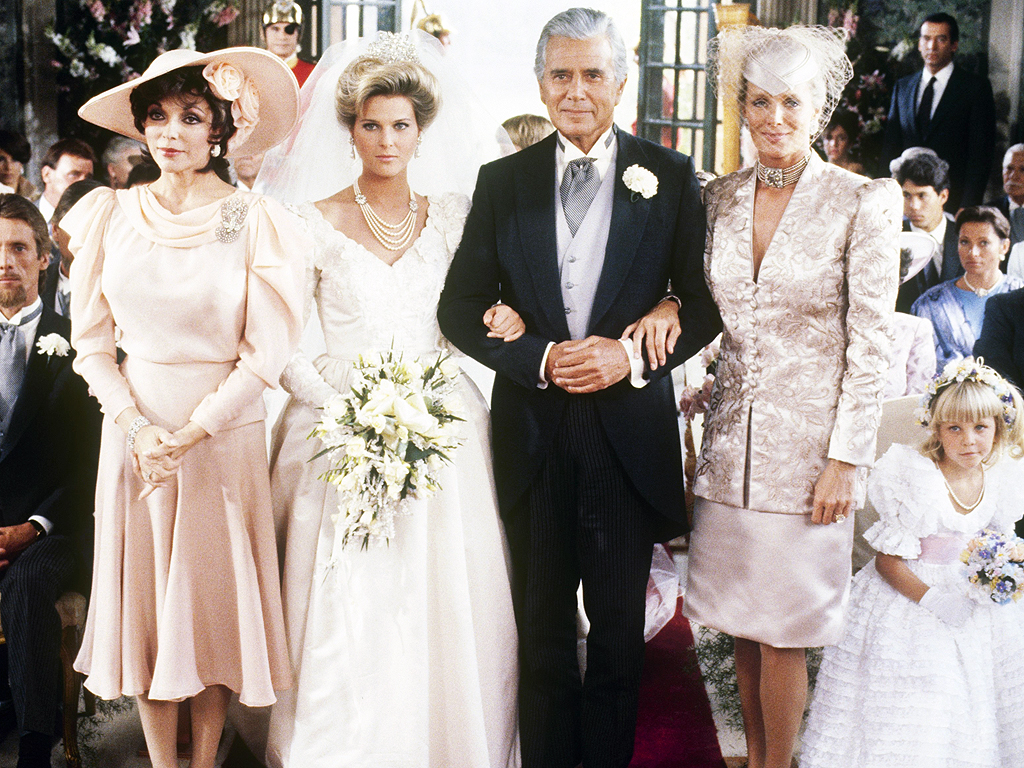 Dynasty Moldavian Wedding Cliffhanger 30 Years Later