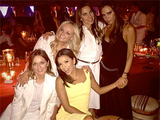 The Spice Girls Reunite and Add a New Member – Latina Spice!