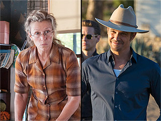 See This Year's Nominees for the Critics' Choice TV Awards | FX, HBO, Justified, Justified, Olive Kitteridge, Frances McDormand, Timothy Olyphant