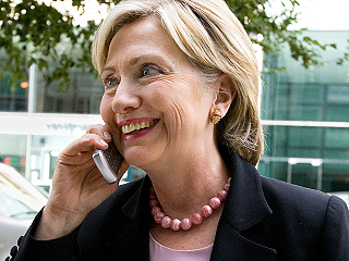 Hillary Clinton Might Call Your Mom on Mother's Day