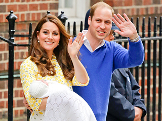 Our Perfect Princess! Meet William and Kate's Baby Girl