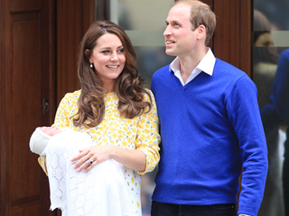 Moms Everywhere React to Kate's Flawless Post-Birth Look