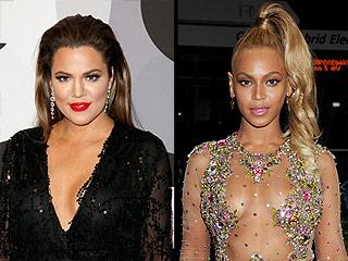 Khloé Kardashian Found Her #MondayMotivation: Beyoncé's Met Gala Moment