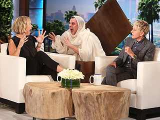 WATCH: Ellen DeGeneres Scares Up Another Hilarious Supercut