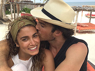 Ian Somerhalder Gushes About Marriage: 'It's the Best Time I've Ever Had'