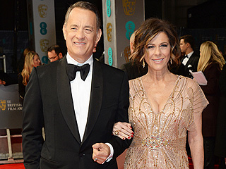 Tom Hanks on His Happy Marriage to Rita Wilson: 'I Still Can't Believe My Wife Goes Out with Me""