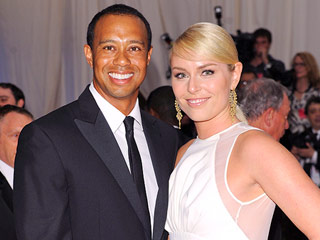 Lindsey Vonn and Tiger Woods Split