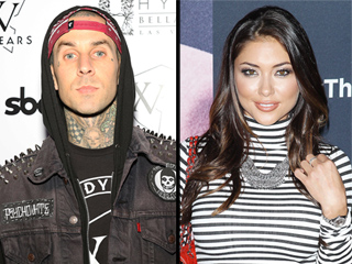 Travis Barker Is Dating UFC Ring Girl Arianny Celeste