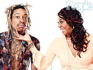 Wiz Khalifa Jokes That He 'Would Die' If Son Sebastian Got Tattoos